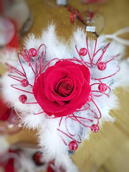 Bar à fleurs Montalieu - Bouquet d'amoureux