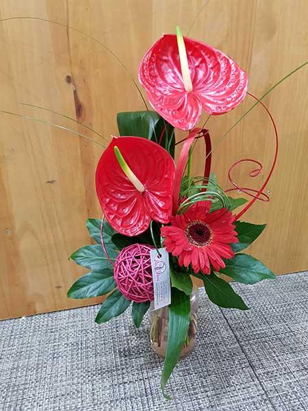 Bar à fleurs Montalieu - des fleurs en toute occasion