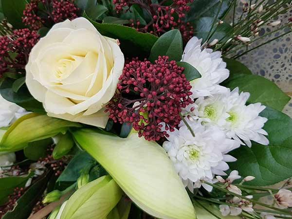 Bar à fleurs Montalieu - Bouquet fraicheur